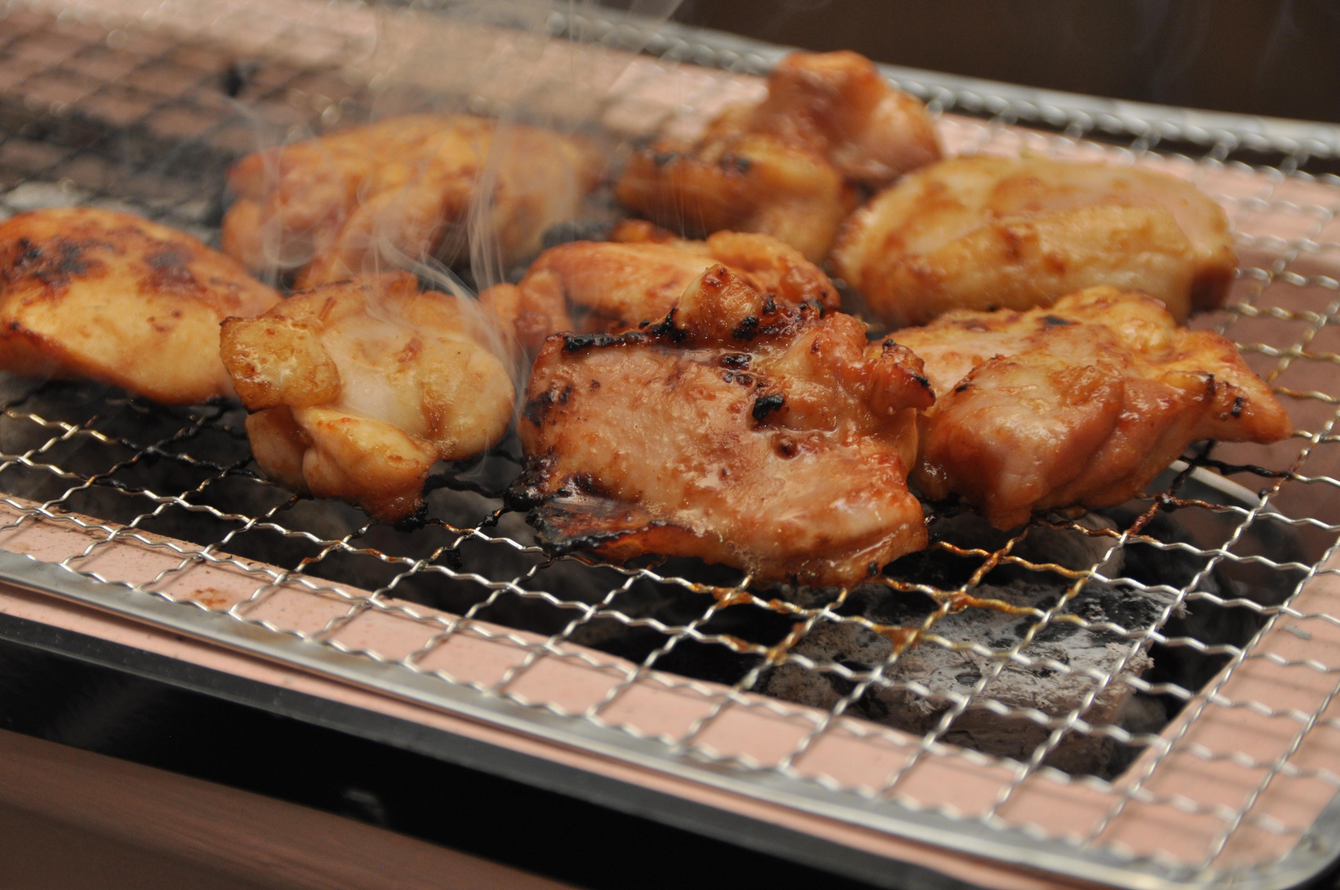 鶏焼きセット